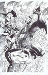 Aquaman 15 cover