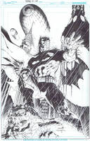 Batman 2 cover by INKIST