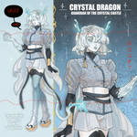 ADOPT (closed) CRYSTAL DRAGON by ottozs