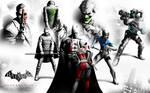 Arkham City Wallpaper