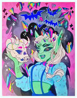 Cavern by PRISM0LLY