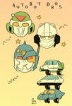 autobot brothers