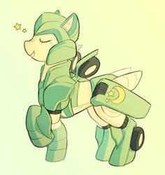 pony moonracer