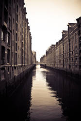 city canal