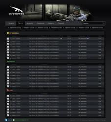 CS servers by ARIUSdesign
