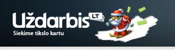 christmas logo by ARIUSdesign