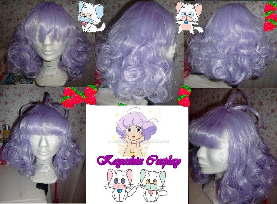 Creamy Mami wig by Lady-Shaina