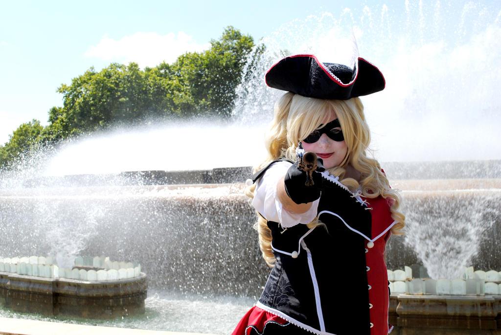 Pirate Harley Quinn by Rikku-2