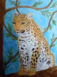Jungle Queen by BellaZarah