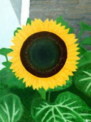 Sunflower by BellaZarah