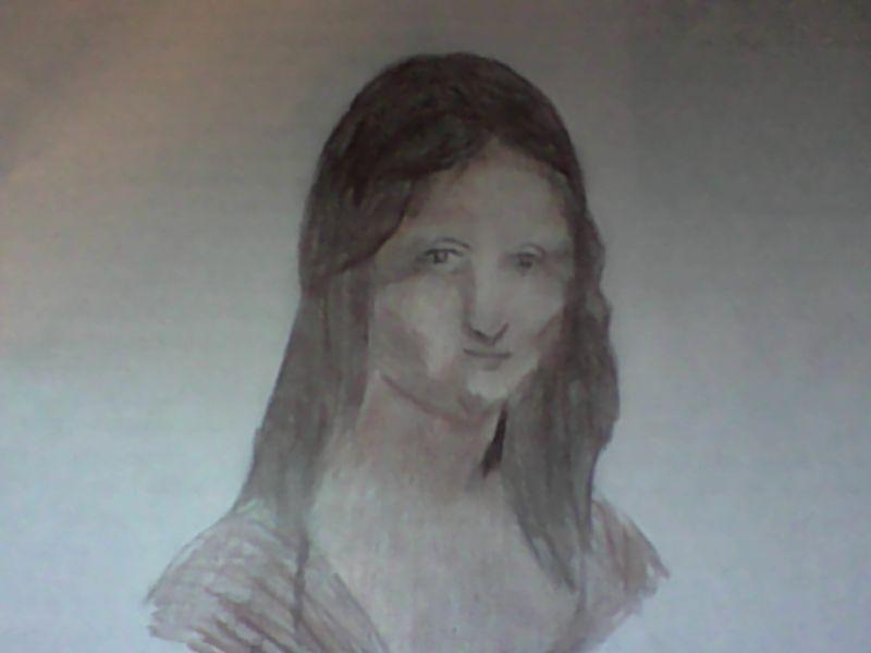 Mona Lisa by narikojin