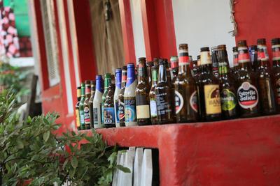 bottles by lyrill