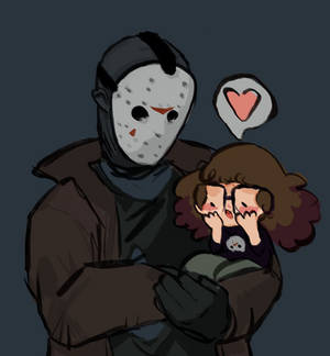 I have a crush on Jason Voorhees