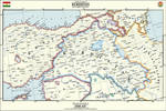 Map of United Kurdistan
