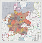 Map of the Third Reich