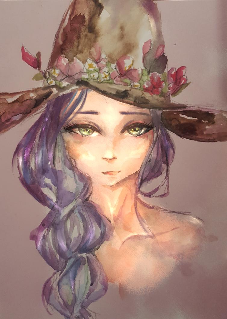 Watercolor by fairyn