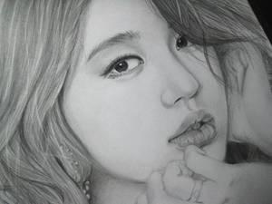 eun yoon hye up close