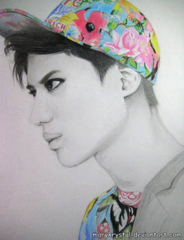 TAEMIN of SHINEE