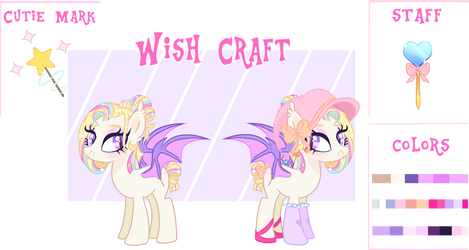 Wish Redesign by PeachesAndCreamated