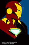 Iron Man Extremis (colours)