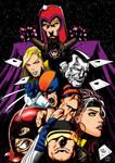 X-Men Colours