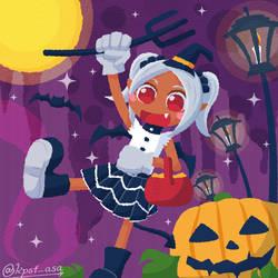 Halloween Strategy by kpsf-asa