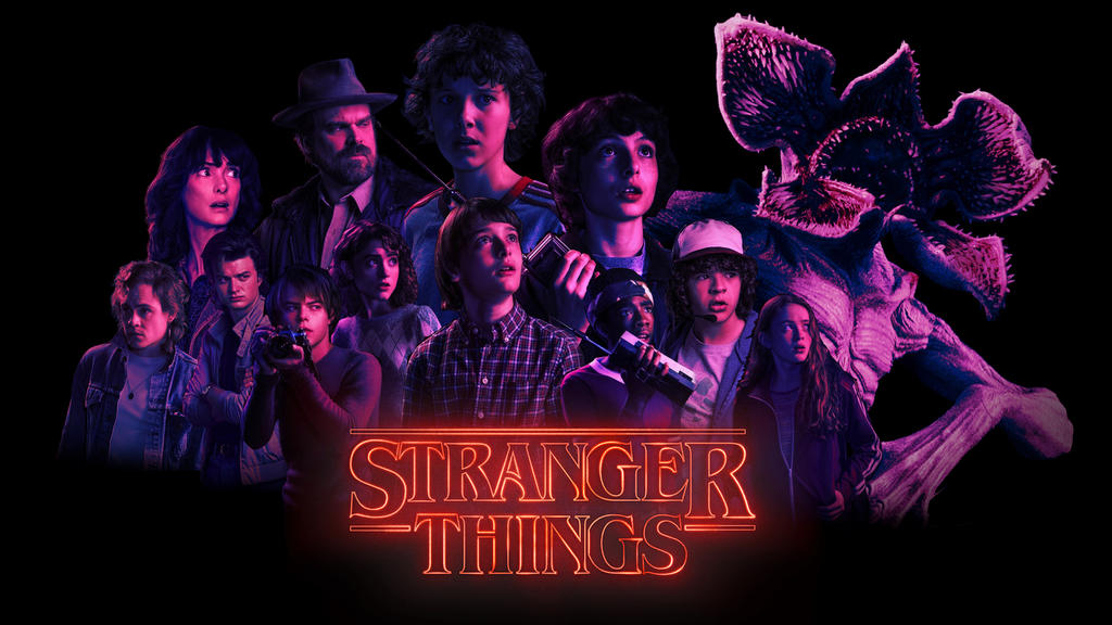 Stranger Things Background Computer