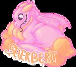 Sherbert Dragon