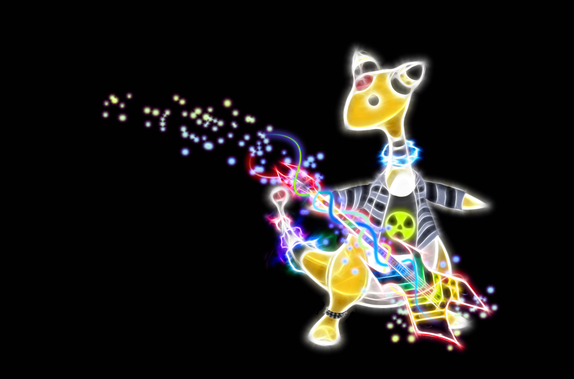 suggest an avatar for the one above you Rockin_ampharos_wallpaper_by_porkymeansbusiness-d5ns4cz