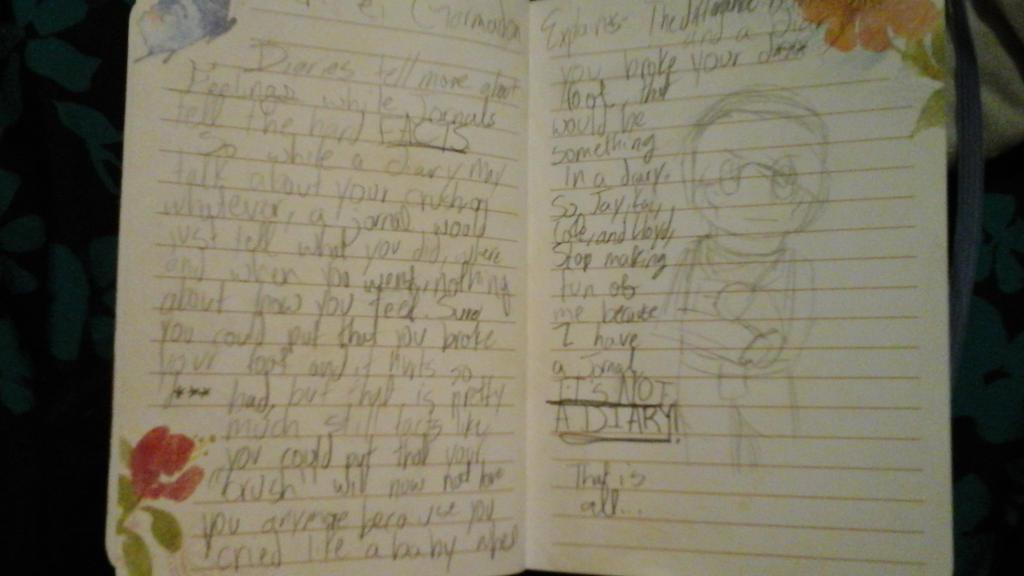 Sensei Garmadon explains- Jornals and Diaries by RadioactiveRays