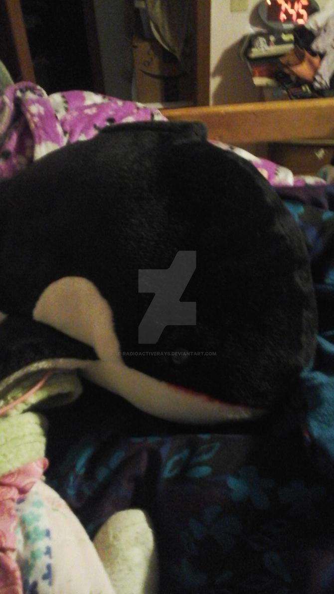 My favorite stuffed animal by RadioactiveRays