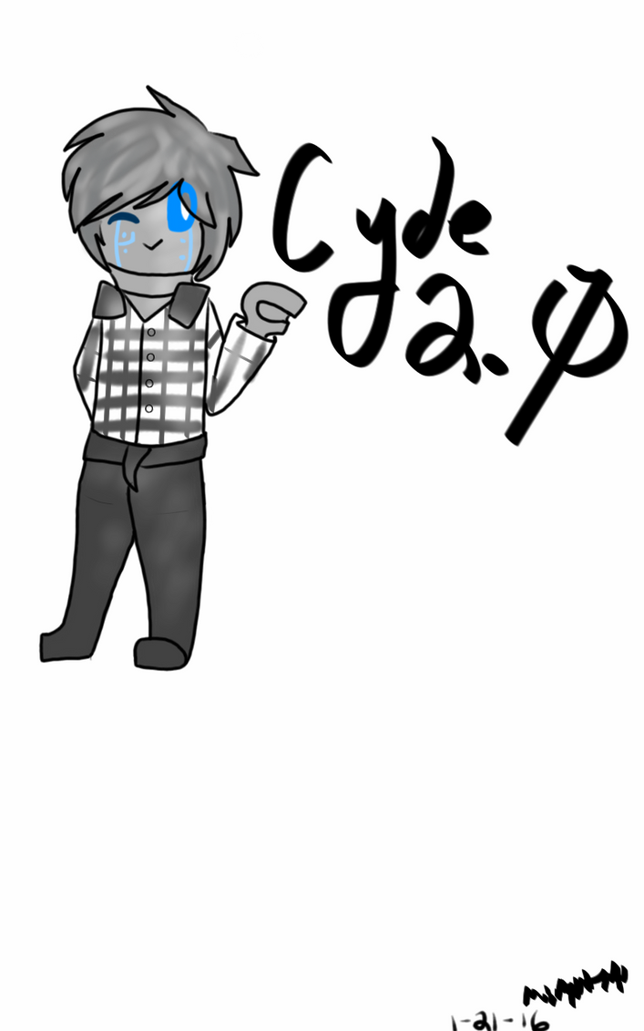 Clyde 2.0 by RadioactiveRays