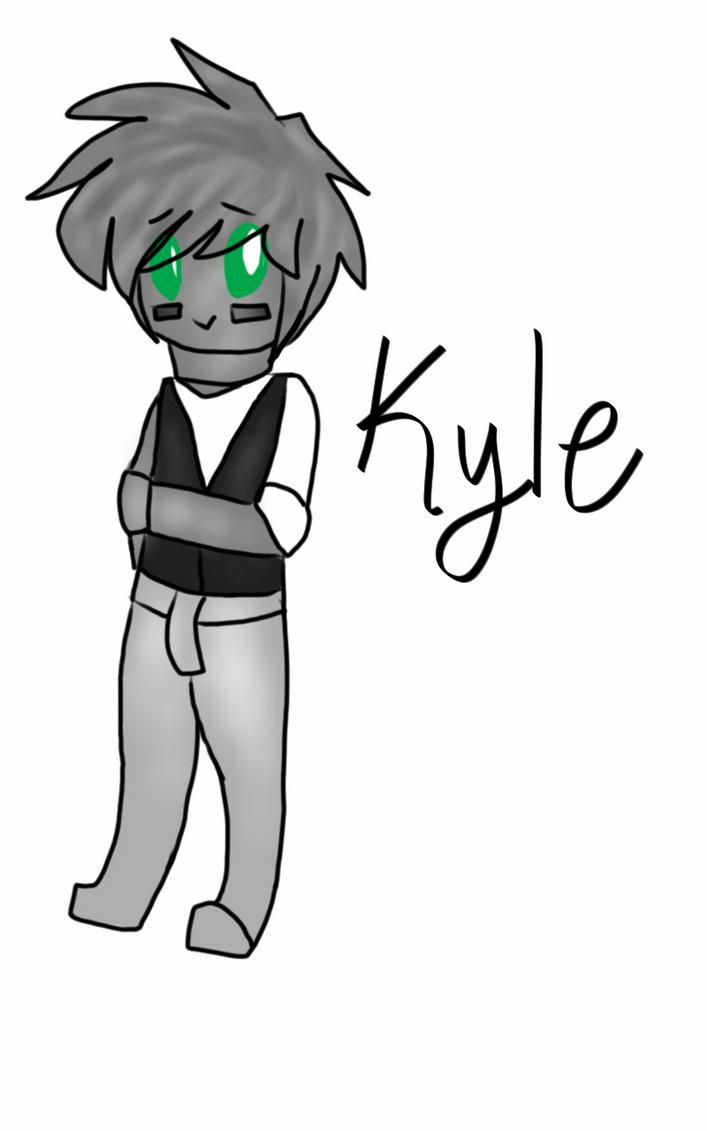 Kyle by RadioactiveRays