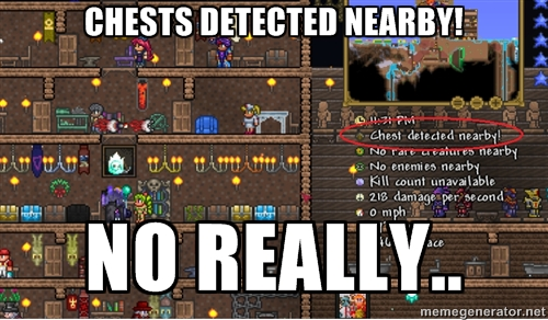 Chests Detected Nearby! by RadioactiveRays