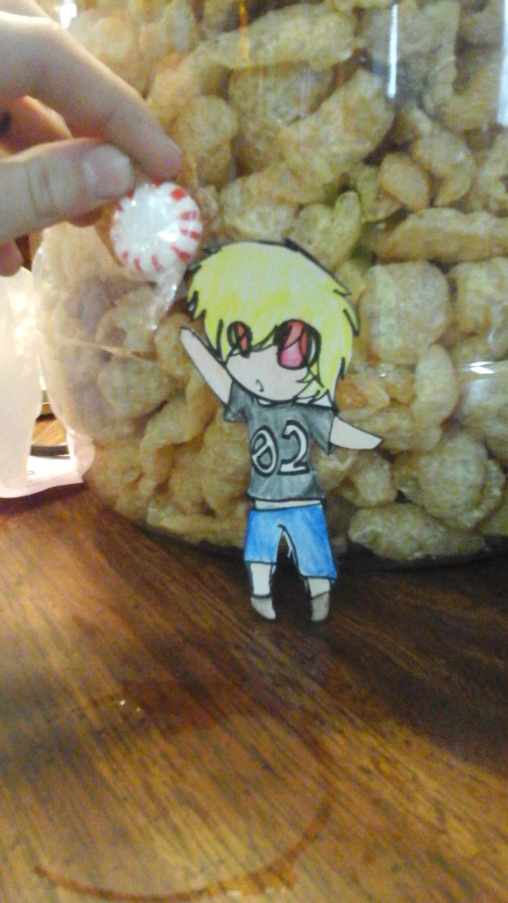 Myint paper doll by RadioactiveRays