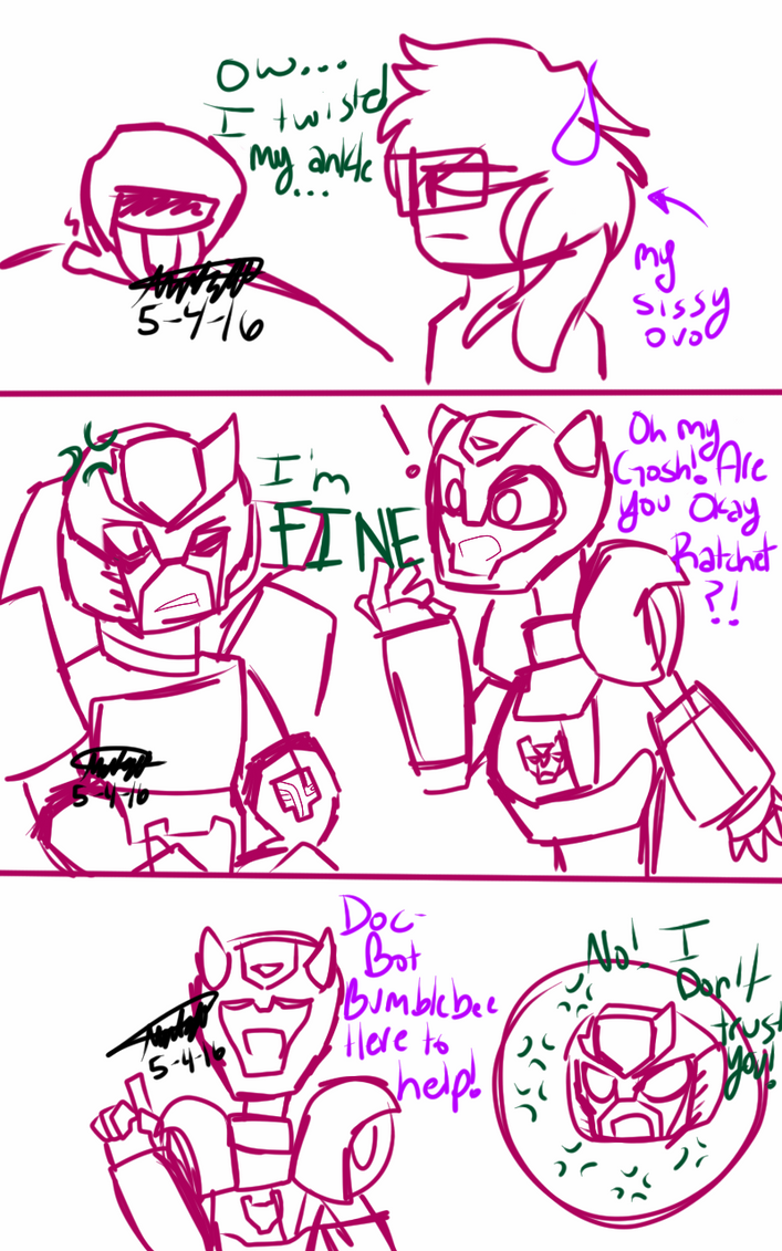 Roleplay me and squeakeerz did by RadioactiveRays