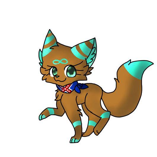 Cat OTA (open) by RadioactiveRays