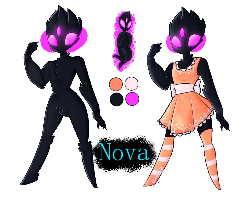 Oc Nova ((REF)) by RadioactiveRays