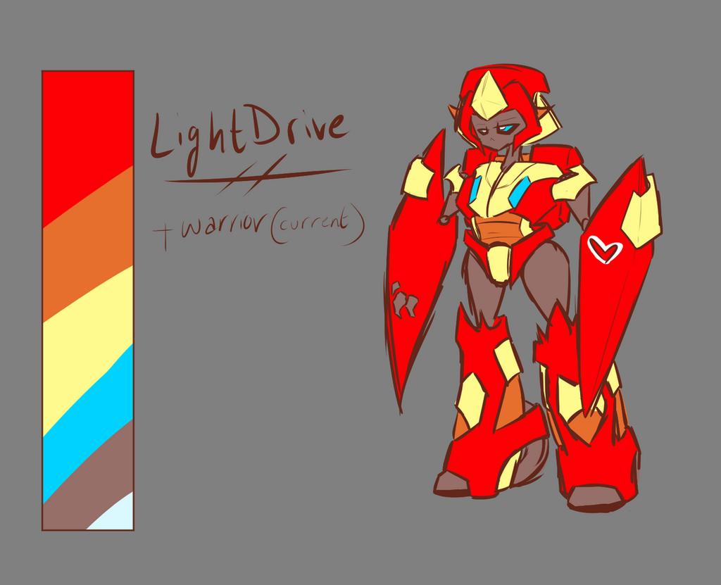 {TFA OC} LightDrive by RadioactiveRays