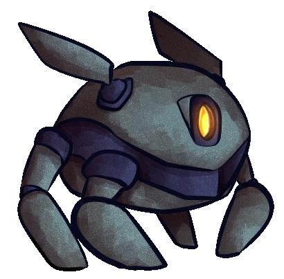 Pocket Bot by RadioactiveRays