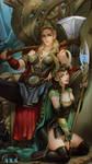 Asgard sisters