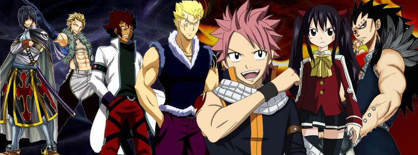 os 7 dragon slayers