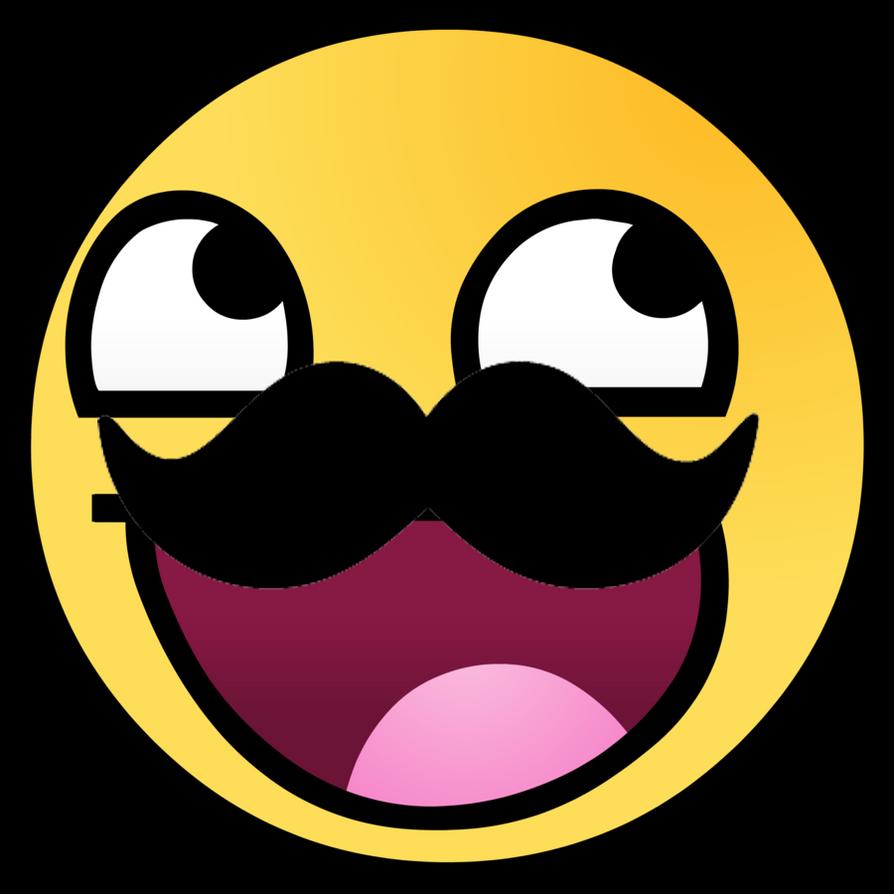 Awesome ~ Moustache! by IAmACrazyBoyEditions on DeviantArt