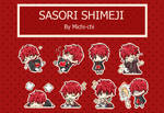 Sasori Shimeji
