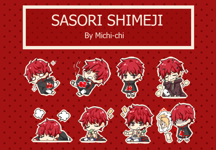 Sasori Shimeji by Michi-chi