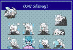 Oni Shimeji