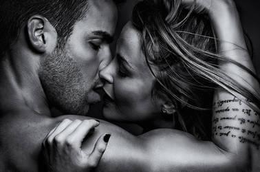 True Kiss by Karl-Filip