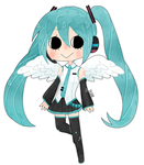 Chibi Hatsune Miku V3