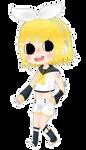 Chibi Kagamine Rin V4X
