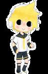 Chibi Kagamine Len V4X